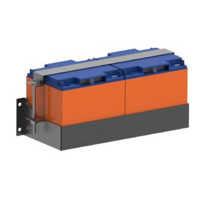 Полка для аккумуляторных батарей КАБ-1217-4