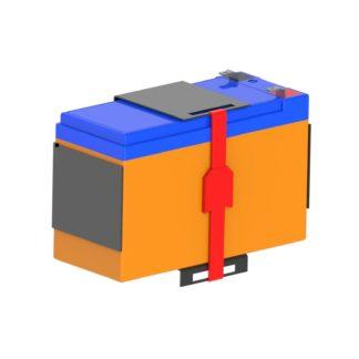 Полка для аккумуляторных батарей КАБ-1207-9