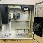 Полка КАБ-1207-9-4 в термошкафу для видеонаблюдения