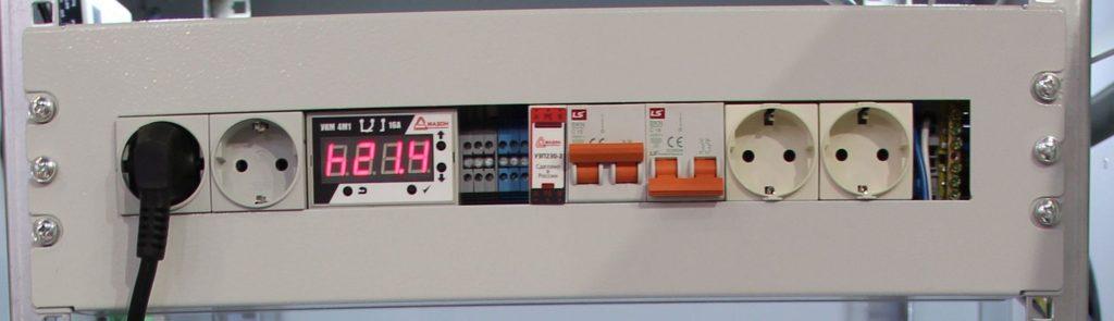 УКМ-4М в термошкафу