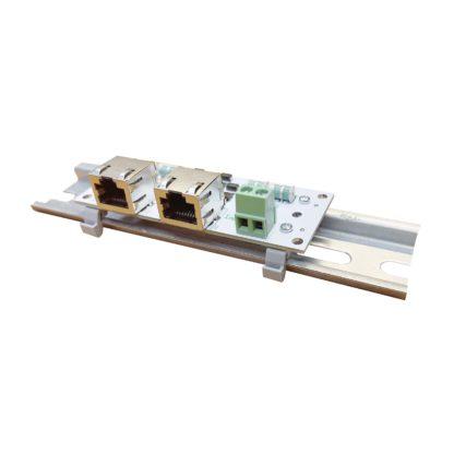 УЗЛЕ-П2 - Устройства защиты линии Ethernet с PoE