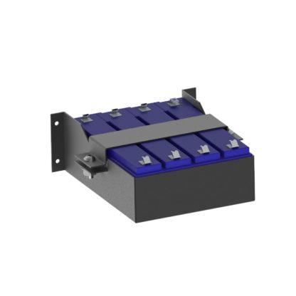 Полка для аккумуляторных батарей Delta 12022 КАБ-12022-4