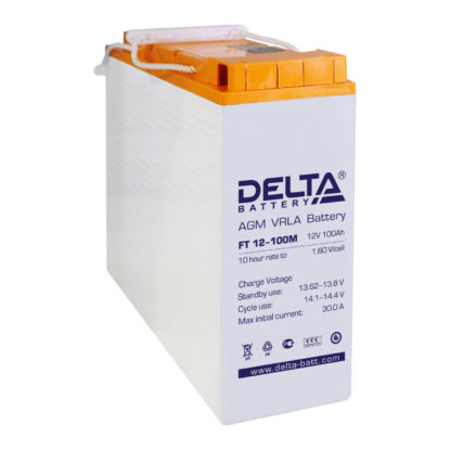 Аккумулятор Delta FT-12-100M