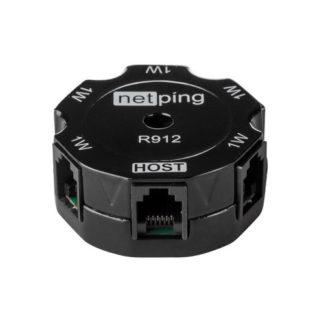 Удлинитель-разветвитель 1-wire Netping-R912R1