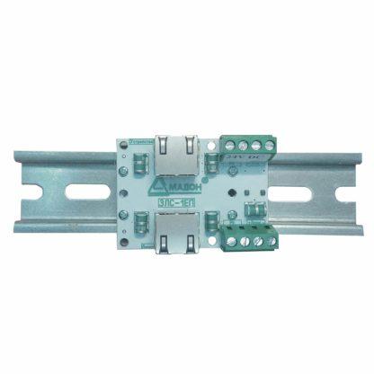 ЗЛС-1ЕП — Устройство защиты линии Ethernet, 1 канал