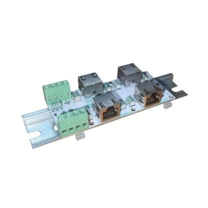 ЗЛС-2ЕП — Устройство защиты линии Ethernet, 2 канала