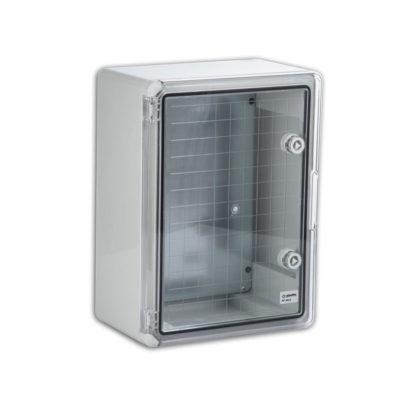 """Термошкаф пластиковый без климат-контроля """"Амадон"""", прозрачная дверь"""