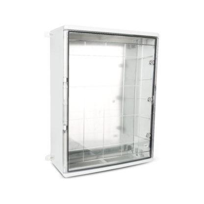 """Термошкаф пластиковый без климат-контроля """"Амадон"""" c прозрачной дверью"""