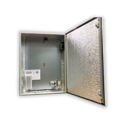 "Термошкаф с обогревом и вентиляцией ""Амадон"" металлический ТША112-60.80.25-ST"
